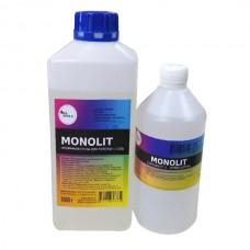 Эпоксидная смола MONOLIT для заливки толстых слоёв 1,5 кг